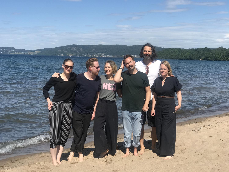En vanlig dag på sjön