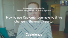 How to use Customer Journeys to drive change in the energy sector